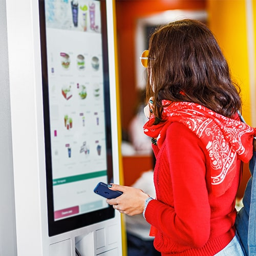 fast food restaurant automation