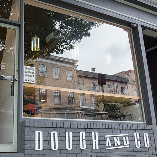 Dough and Co. in Lancaster, PA