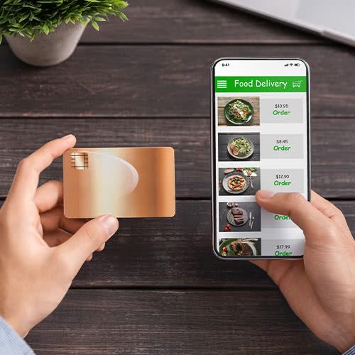 Mobile Online Food Ordering