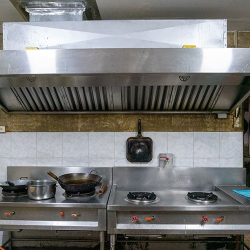 Commercial Kitchen Hood Code Requirements