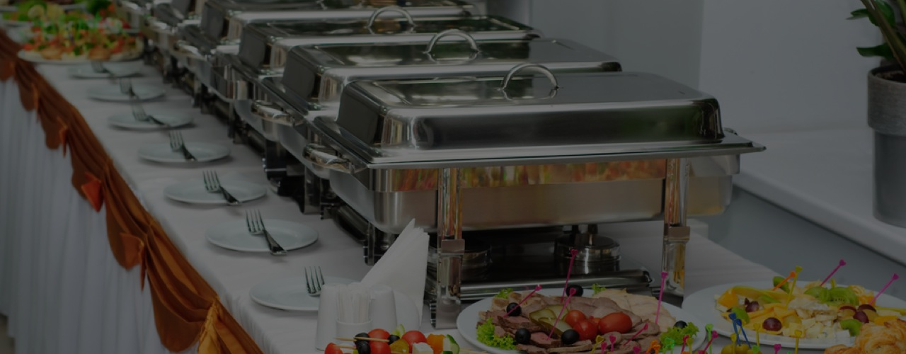 How To Cater Your Own Wedding