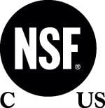 US and Canada NSF logo