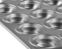 Types Of Muffin Pans Amp Baking Pan Materials