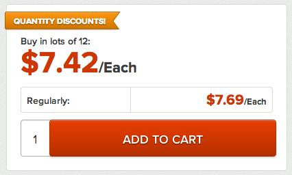 Lot Discounts