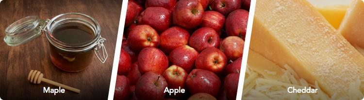 Maple Cheddar Apple