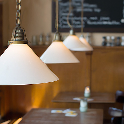 Types Of Restaurant Lighting Ideas