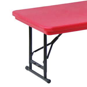 Enjoyable Folding Table Shapes Sizes Dimensions Webstaurantstore Creativecarmelina Interior Chair Design Creativecarmelinacom