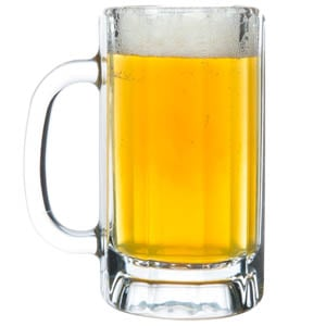 English Pale Ale in a beer mug