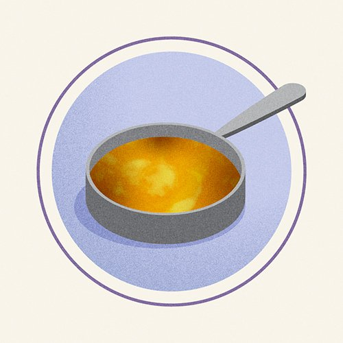 Illustration of Browned Butter
