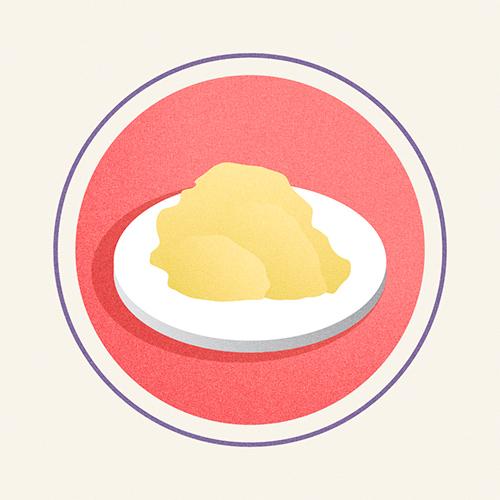 Illustration of Smen Butter