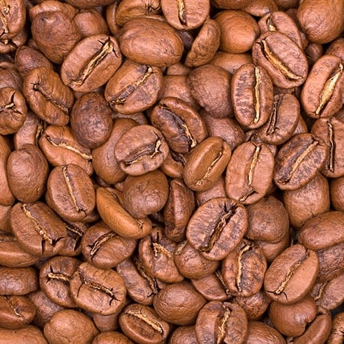 Light roast whole coffee beans