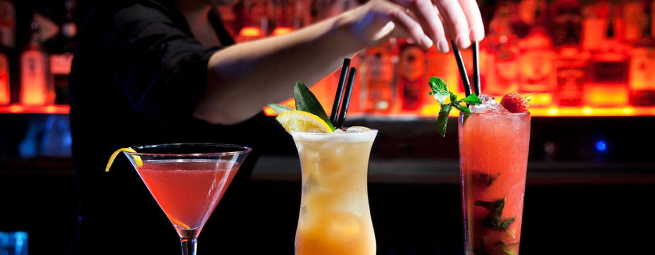 bartender education bartending experience