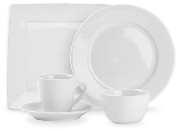 White  sc 1 st  WebstaurantStore & China Dinnerware | Chinaware Wholesale
