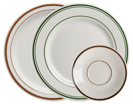 Colored Rim Dinnerware  sc 1 st  WebstaurantStore & China Dinnerware | Chinaware Wholesale