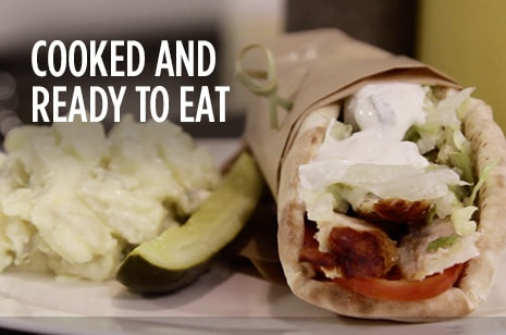 what is the difference between doner and gyros?