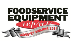 We have also been named the Foodservice Equipment Reports Magazine's 2017 Management Excellence Award recipient