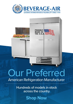 Beverage Air Refrigerators