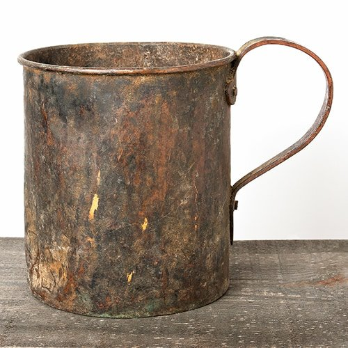 How to Remove Tarnish from Copper Mugs