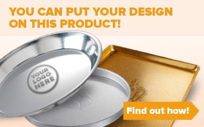 Customize Bakeware from Chicago Metallic!