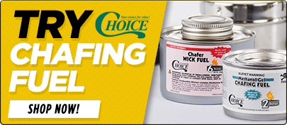 Choice Chafing Fuel