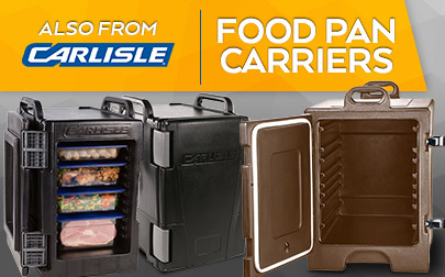Carlisle Food Pan Carriers