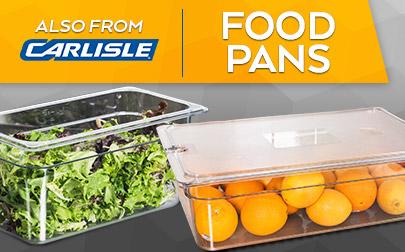 Carlisle Food Pans