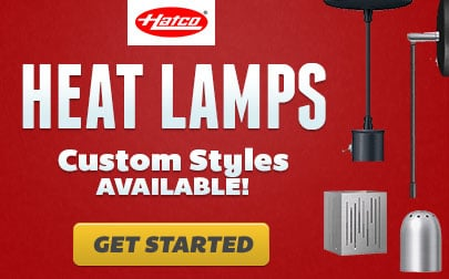 Custom Heat Lamps