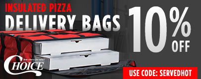 Choice Pizza Delivery Bag Sale