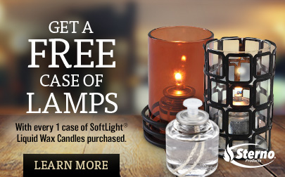 Get a FREE Case of Lamps