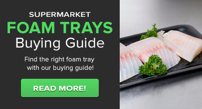 Supermarket Foam Trays Buying Guide