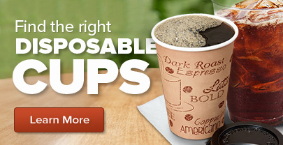 Shop Disposable Cups!
