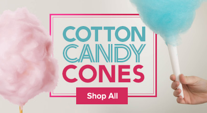 Shop All Cotton Candy Cones