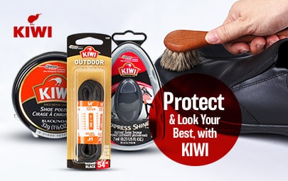 Protect & Look Your Best, with KIWI