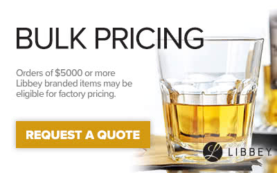 Libbey Glassware Bulk Pricing