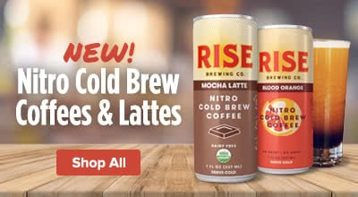 Shop All Flavors of New Nitro Cold Brew Coffees & Lattes