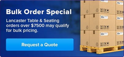 Lancaster Table & Seating Bulk Ad
