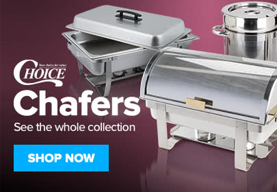 Shop Choice Chafing Dishes