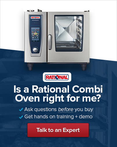 Is a Combi Oven right for me? Talk to an Expert!