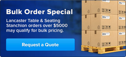 Lancaster Table & Seating Bulk Order Deals