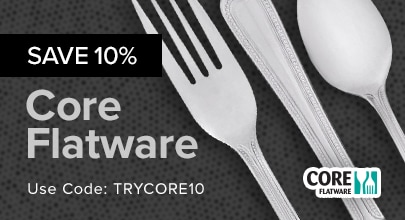 10% Off Core Flatware