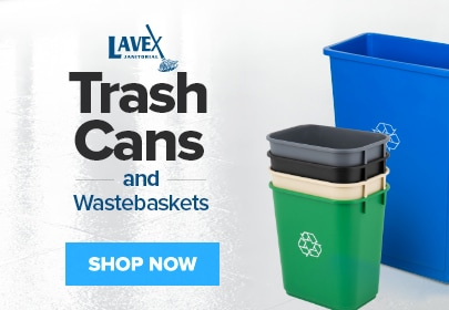 Shop Lavex Trash Cans/Wastebaskets