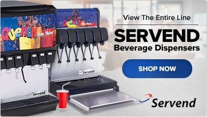 Shop Servend Soda Fountain Machines