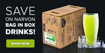 Shop Narvon Bag in Box Drinks