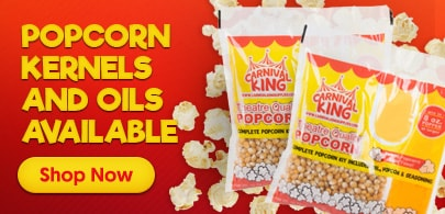 Shop Consumable Popcorn Supplies