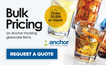 Anchor Hocking Bulk Order Pricing