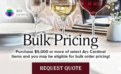 Arc Cardinal Bulk Pricing