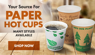Shop Choice Paper Hot Cups