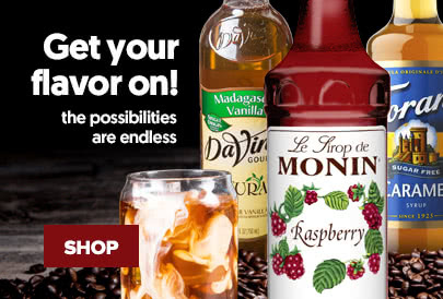 Shop Coffee Flavoring Syrups