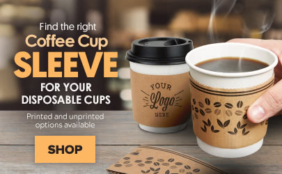 Shop Coffee Cup Sleeves