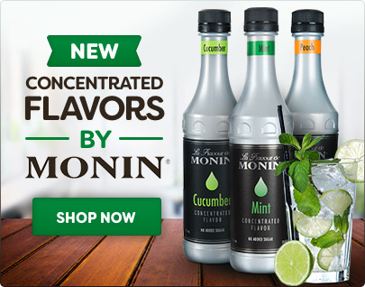Shop New Monin Concentrated Flavors